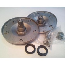 Суппорт 481252088117 Whirlpool фланец барабана для стиральной машины