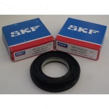 Подшипники 6205 skf 6206 skf сальник 37x66x9.5/12 комплект для стиральной машины LG
