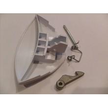 Ручка двери люка для стиральной машины Ariston / Indesit DHL001ID  AR3848