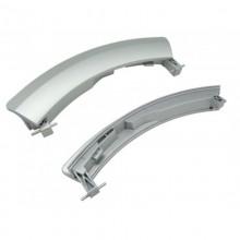 Ручка двери люка для стиральной машины Bosch Logixx 751783 (серебро)