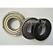 Ремкомплект  подшипники 6202skf, 6203skf, сальник 22x40x8/11.5  для стиральной машины Ariston / Indesit