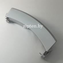 Ручка двери люка для стиральной машины Bosch Logixx 751783 / 648581 / 751786 (серебро)