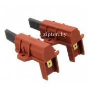 Щетки двигателя для стиральной машины Indesit / Ariston C00196539 / 5x12,5x32 в корпусе