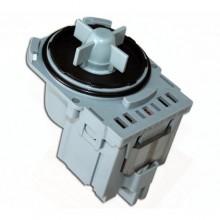 Насос для стиральной машины 63AE005 (3 защелки, фишка сзади)