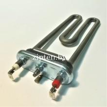 Тэн 1900w 5301ER1000H / OAC275765 LG для стиральной машины (Италия Thermowatt) прямой без отверстия L=175