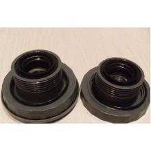 Суппорт 4071306502 Electrolux / Zanussi для стиральной машины, подшипник 6204 zz (левый и правый)