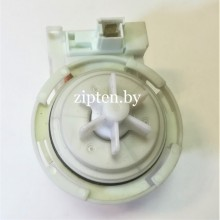 Насос для стиральной машины Bosch  Siemens copreci 30w 4 защелки высокая крыльчатка 82012012