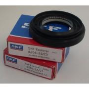 Комплект подшипников LG 6205 skf 6206 skf сальник 37x66x9.5/12